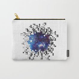 Pixel Void Carry-All Pouch