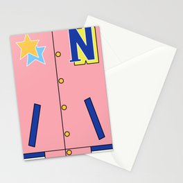 Nagisa Jacket Stationery Cards