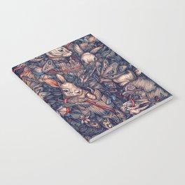 Bunnerflies Notebook