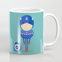 Captain A: My dreaming hero! Coffee Mug