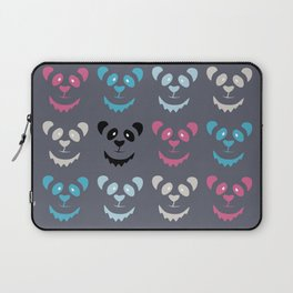 Panda Commotion Laptop Sleeve