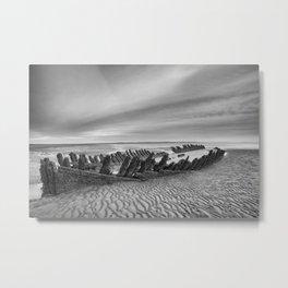 SS Nornen Metal Print