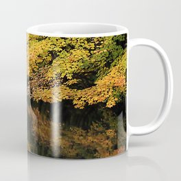Fall Trees Coffee Mug