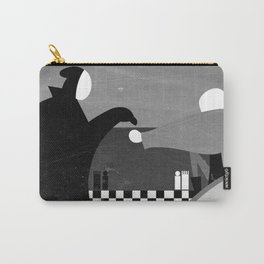 Bergman's The Seventh Seal Carry-All Pouch