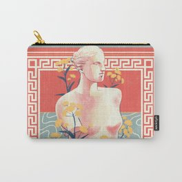 Silphium Carry-All Pouch