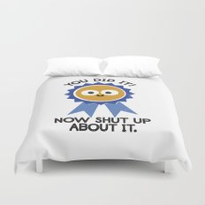 Boast Likely to Succeed Duvet Cover