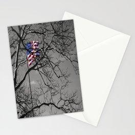 Ramas y estrellas Stationery Cards