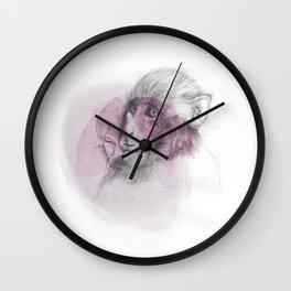 LUNG MONKEY Wall Clock