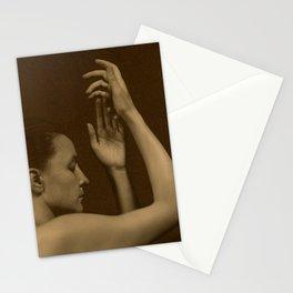 Alfred Stieglitz - Portrait of Georgia O'Keeffe (1920) Stationery Cards