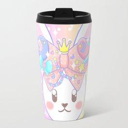 Fairy Kei Decora Bunny Travel Mug