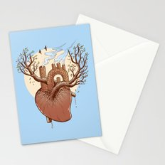 Always in my heart Stationery Cards