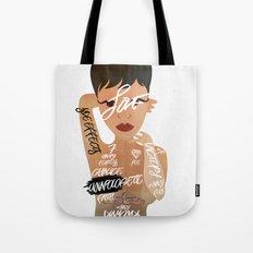 Unapologetic Tote Bag