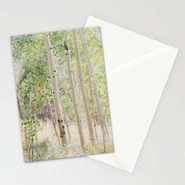 The Aspen Grove Stationery Cards