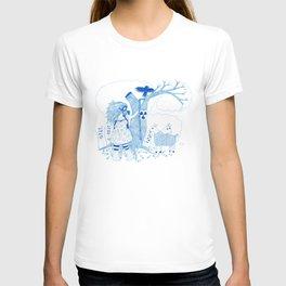 Ereshkigal Had a Little Lamb T-shirt