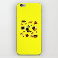 cooking iPhone & iPod Skins featuring cooking by sonso5578