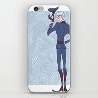 hetalia iPhone & iPod Skins featuring APH: Guten tag by Jackce