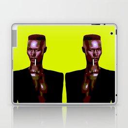 Warm Leatherette Laptop & iPad Skin