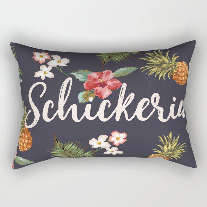 Schickeria Rectangular Pillow