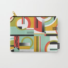 Bauhaus Carry-All Pouch