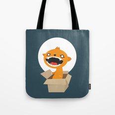 Bad Surprise Tote Bag
