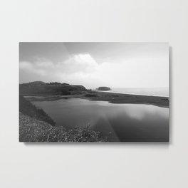 Serenity DRK Metal Print