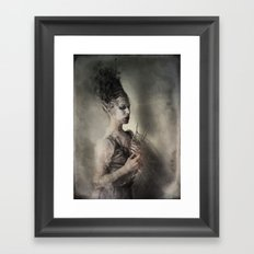 All the Dead Wishes Framed Art Print