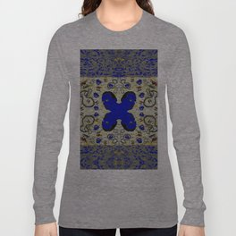 Dali Blue Mood Long Sleeve T-shirt