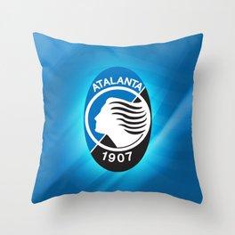 atalanta #1 Throw Pillow