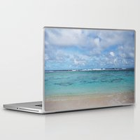 teal Laptop & iPad Skins featuring Teal by Summer Thyme Imagery