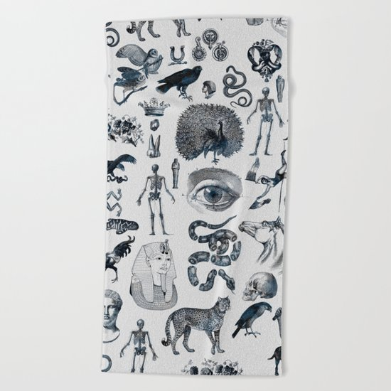 INK Beach Towel