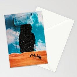False Sky Stationery Cards