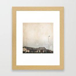 Urbania One Framed Art Print