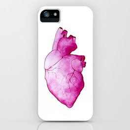 hearty iPhone Case