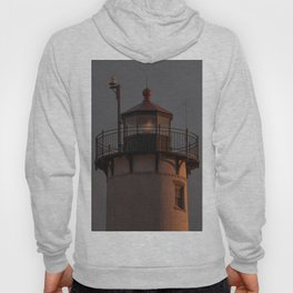 Eastern point Lighthouse Tower at sunset Hoody