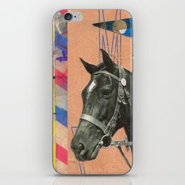 """Strides"" iPhone Skin"