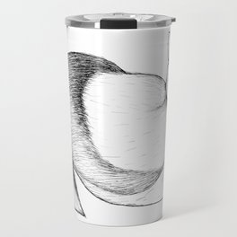 Cat Slug Travel Mug