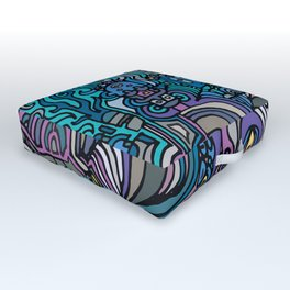 THE AFTERPARTY Outdoor Floor Cushion