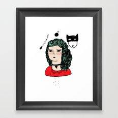 TAMED Framed Art Print