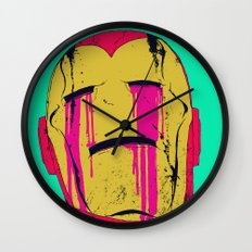 Smack! Wall Clock