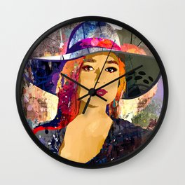 Just for a moment... Wall Clock