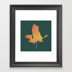 The Meltdown Framed Art Print