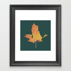 The Meltdown Framed Art Print