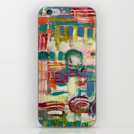 New Mexico Earth and Sky iPhone Skin