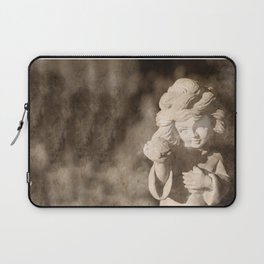 Angel Sculpture Laptop Sleeve