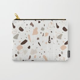 Terrazo marble Carry-All Pouch