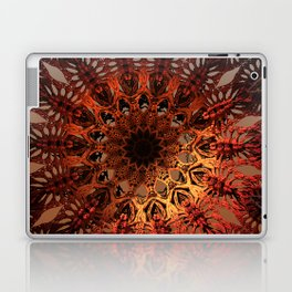 Sun Dial Laptop & iPad Skin