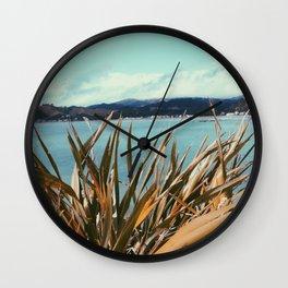Flax Wall Clock