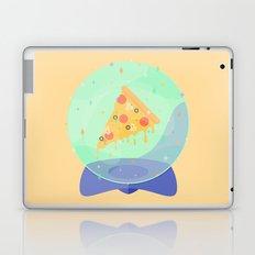 The Future is Pizza Laptop & iPad Skin