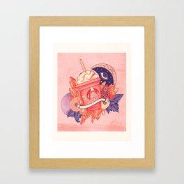 Basic Witch Framed Art Print