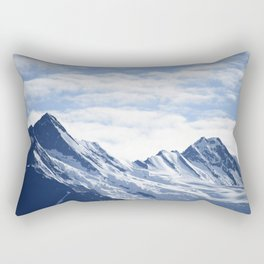 Alaskan Blue Rectangular Pillow